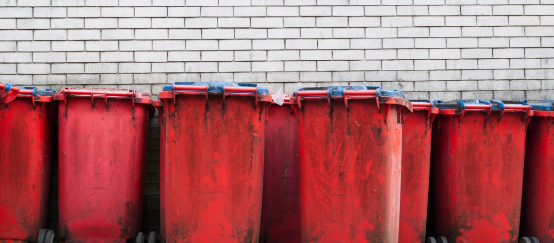 renting a dumpster for spring cleaning